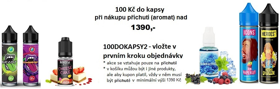 KUPON HOTOVO prichute